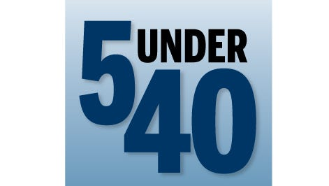 5 Under 40