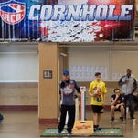 American Cornhole tournament in Knoxville