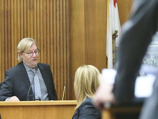 Mark Whelchel was called as an expert witness on Wednesday,