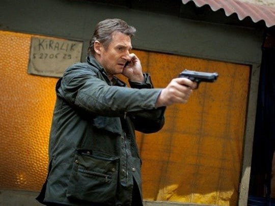 Liam Neeson returns as former agent Bryan Mills in