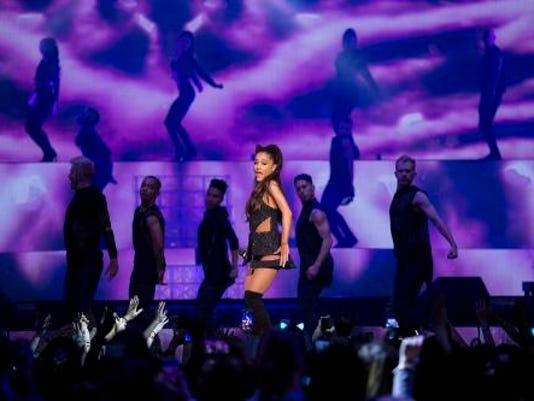 Ariana Grande March 20 2015