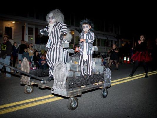 2014 Hanover Halloween Parade