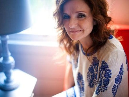 Patty Griffin performs at the Peace Center in February with Sara Watkins and Anais Mitchell,