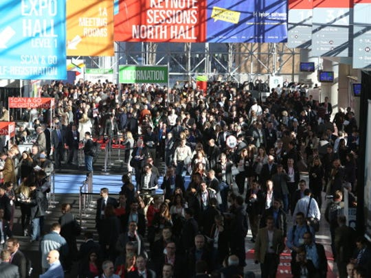 The show drew 33,000, with 15,500 exhibitors and 17,500 retail professionals/attendees on January 17-20.
