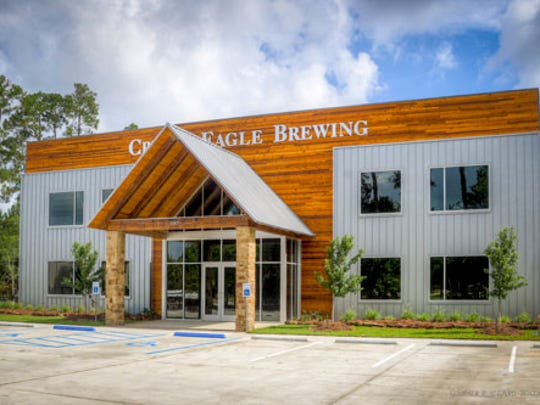 Crying Eagle Brewing in Lake Charles