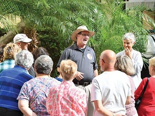 The inaugural Treasure Coast History Festival was co-sponsored