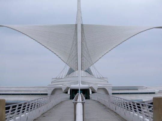 The Milwaukee Art Museum is one of the museums participating