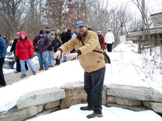 Wehr Nature Center's Family Owl Prowl includes a hike.