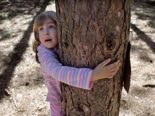 Retzer Nature Center will have plenty of trees to hug