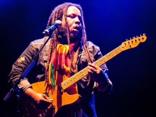 Stephen Marley will perform at 7 p.m. Monday, Feb. 25 at Vinyl Music Hall.