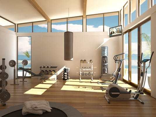 Leo Clark President Of Fitness Lifestyles In Asbury Park Says The Top Benefit A Home Gym Is Time Saving Factor Photo Mostbeautifulthings