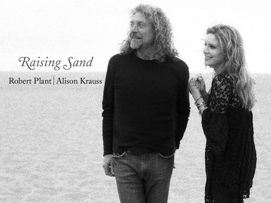 """Raising Sand"" by Alison Krauss and Robert Plant"