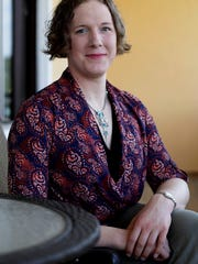 In this July 29 photo, transgender U.S. Army captain