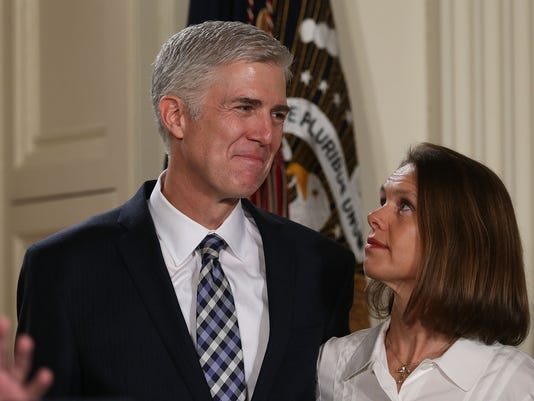 Who is Neil Gorsuch?