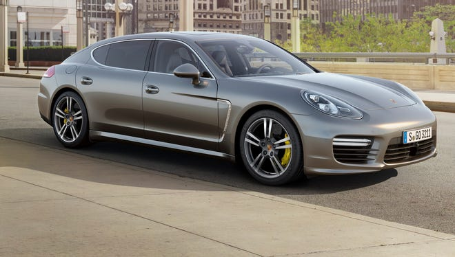 Porsche Panamera Turbo S is longer, plusher and more powerful