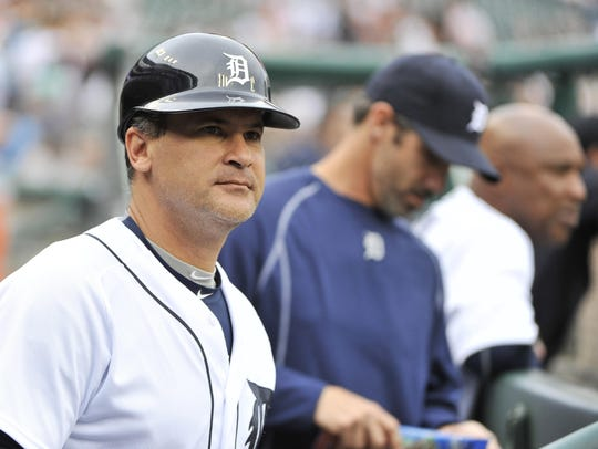 Former Tigers first-base coach Omar Vizquel was a whiz