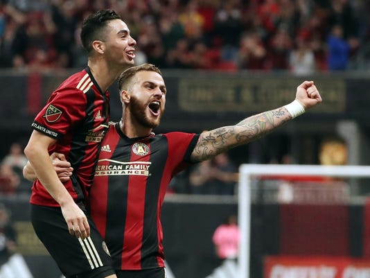 MLS: D.C. United at Atlanta United FC