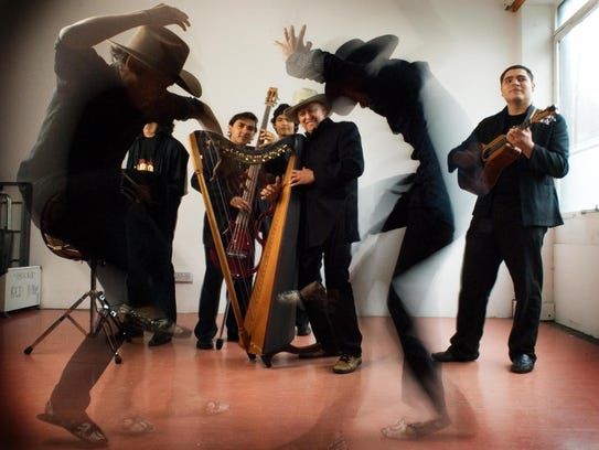 Cimarron brings the spirited dance music traditions