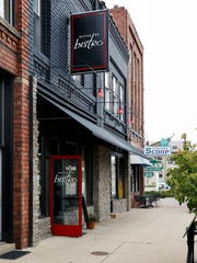 Batter Up Bistro on Michigan Avenue in downtown Lansing