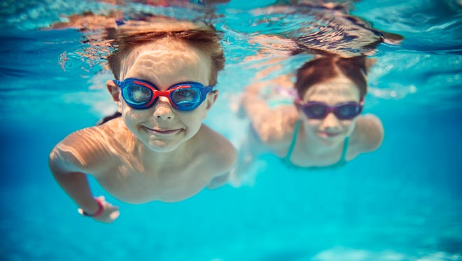 People who have recurrent episodes of swimmer's ear, should be careful to dry out the ears after swimming.