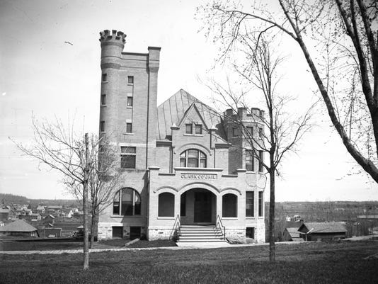1897 CC Jail Newly Built