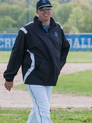 Harper Creek baseball coach  Chad Dishaw has decided to call it quits after 20-plus seasons