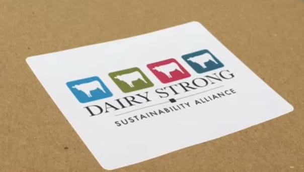 """The Dairy Strong Alliance announced the formation of the """"Dairy Strong Sustainability Alliance"""" at a recent news conference."""