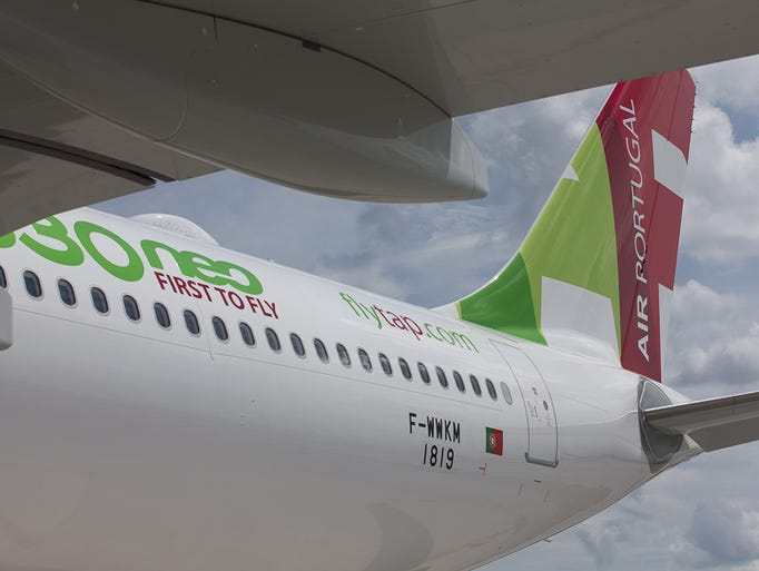 Tap Air Portugal Uses Proving Flights To Show New Airbus