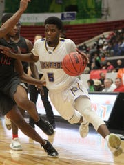 Rickards senior Vincent McCray scored 24 points in