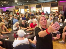 200 gather in Howell to support Trump in wake of criticism