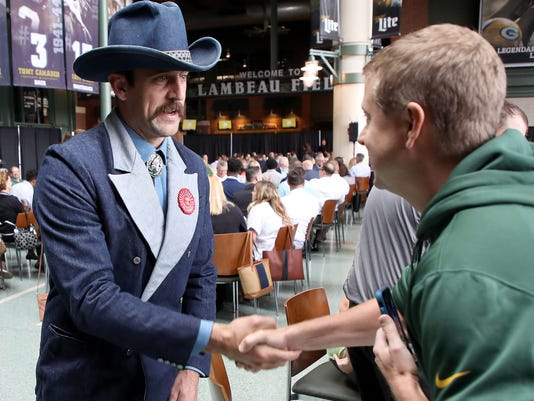 NFL: Green Bay Packers Welcome Back Luncheon