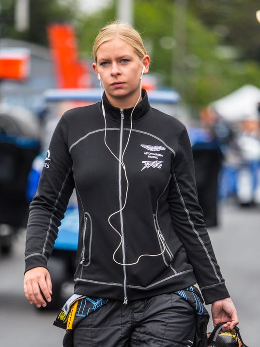 Christina Nielsen In Line To Make Sports Car History At