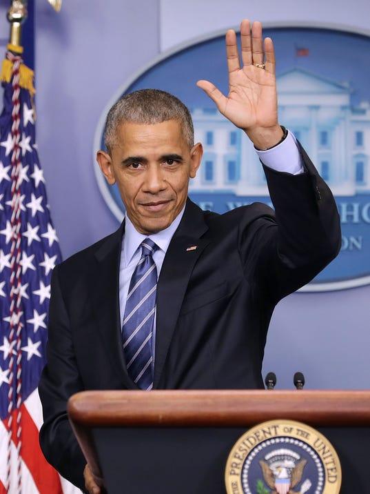 Watch President Obama Holds Final Press Conference