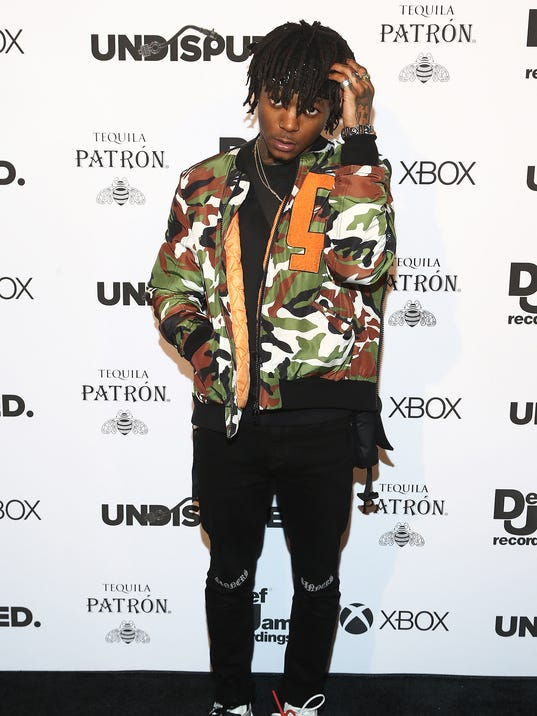 Def Jam Celebrates NBA All Star Weekend at Milk Studios in Hollywood With Performances by 2 Chainz, Fabolous & Jadakiss, Presented by Patron Tequila