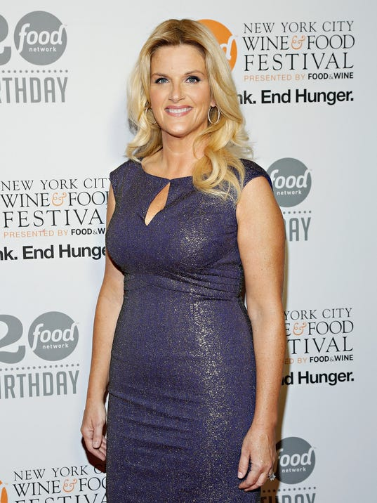 Food Network's 20th Birthday - Arrivals