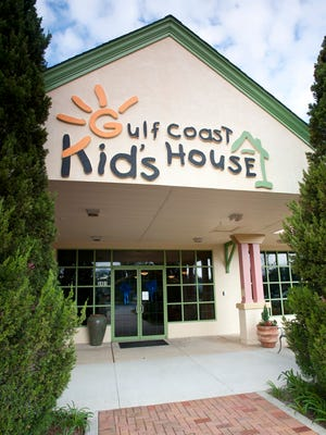 The Gulf Coast Kid's House located on 12th Avenue in Pensacola.