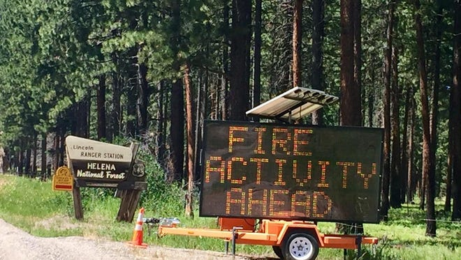2017 is the seventh largest fire season to date since 1988.