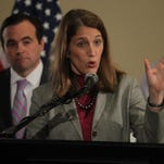 Health and Human Services Secretary Sylvia M. Burwell, seen here in May, announced Thursday that 35,361 Ohioans will get roughly $1.2 million in insurance refunds.