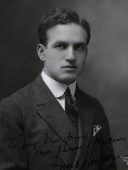 David Hochstein (1892 to 1918) was considered one of the greatest violinists of his time. His career was financed first by Emily Sibley Watson and then George Eastman. Hochstein enlisted in the Army during World War I and died in battle. The Hochstein School of Music &  Dance was established in his memory.