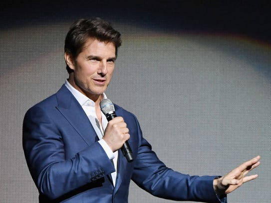 As always, Tom Cruise delivered at CinemaCon.