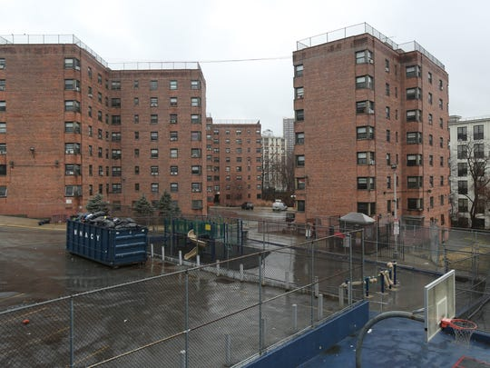 A view of the Schlobohm Housing in Yonkers.