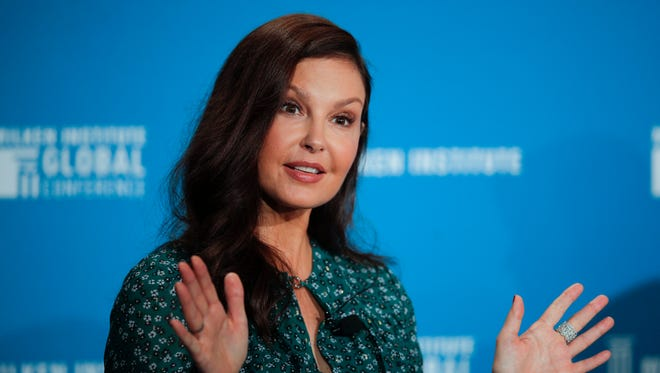 Ashley Judd is opening up about her harrowing experience after shattering her leg in an African rainforest.