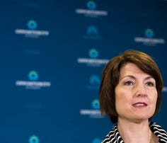 Rep. Cathy McMorris Rodgers, R-Wash., is pushing VA to create a pilot program to allow veterans to schedule medical appointments online.