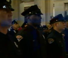 Cleveland Police cadets