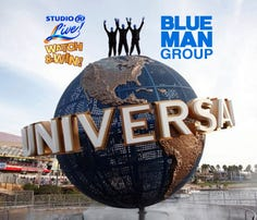 Blue Man Group Sweepstakes