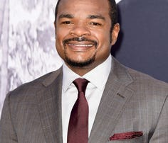 Director F. Gary Gray arrives at the premiere of Universal Pictures and Legendary Pictures' 'Straight Outta Compton' at the Microsoft Theatre on August 10, 2015 in Los Angeles, California.