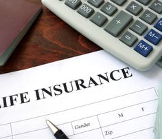 Permanent life insurance coverage last a lifetime, with some policies actually building cash value.