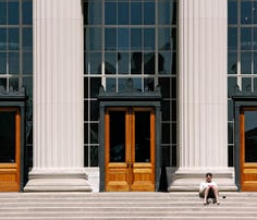 MIT announced a pilot graduate program and students will take the first part entirely through MOOCs (massive open online courses).