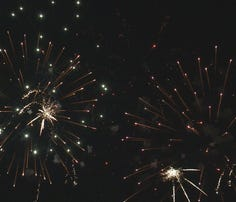 Tips on taking fireworks photo on your smart phone