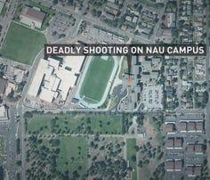 Tragic morning at NAU